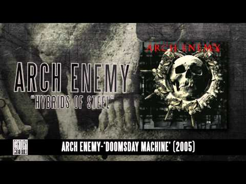 Arch Enemy - Hybrids Of Steel