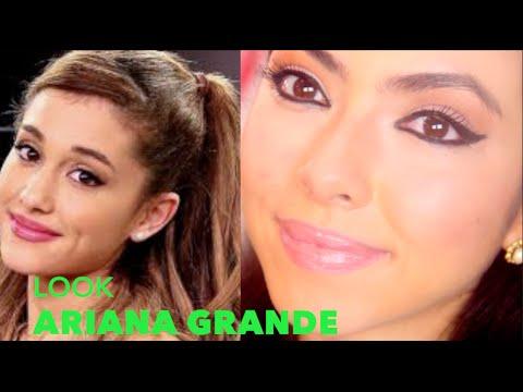 Como Maquillarte como Ariana Grande en PROBLEM/ Ariana Grande Makeup Tutorial