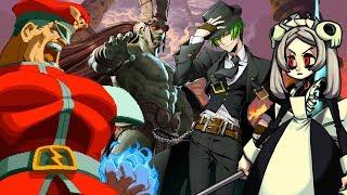 Top Ten Fighting Game Antagonists