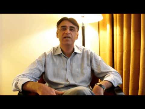 Senior Vice President PTI, Mr. Asad Umar message for Pakistani Oklahomans