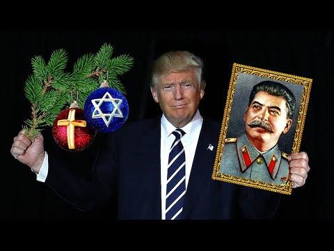 Зачем Трампу посольство в Иерусалиме, или Кто создал государство Израиль