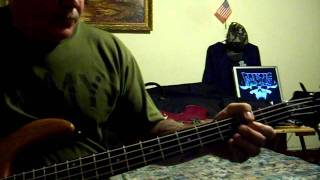 System Of A Down S.O.D. - A.T.W.A. Bass Cover