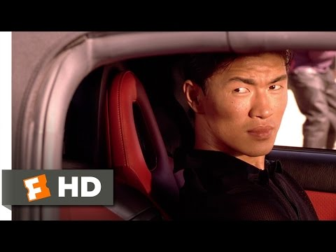 The Fast and the Furious (610) Movie CLIP - Jesse Races Tran...