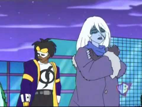 Static Shock saves Permafrost