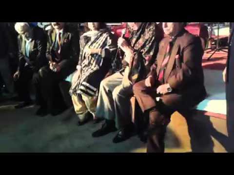 Dr Farooq Abdullah Singing