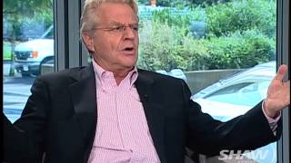 Jerry Springer - I Discovered You Under Him