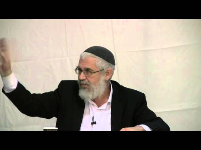 """פרשת ויקהל תשע""""ד - השיעור בירושלים"""