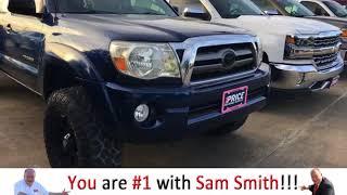 2005 Toyota Tacoma. Call Sam Now 832-385-4161