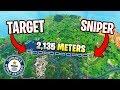 THE 20 GREATEST SNIPER SHOTS EVER (2,000M+) - FORTNITE