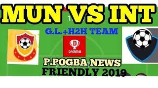 MUN VS INT FOOTBALL INJURY NEWS    PLAYING11 DEEP ANALYSIS   LAST MATCH RECORD  