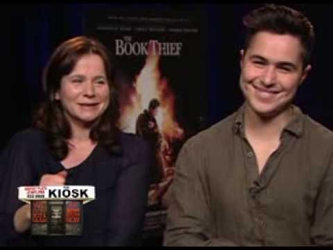 The Kiosk Presents: The Book Thief Interview with Emily Watson and Ben Schnetzer