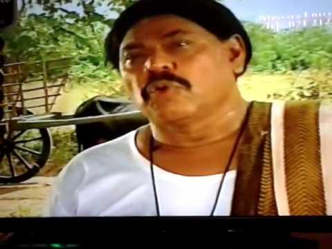 Mahinda Rajapaksa acting