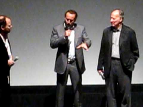 Bad Lieutenant: Port of Call New Orleans Herzog Cage post-film Q&A TIFF 2009