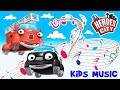 Kids music – The song about Paulie Police Car and Fiona Fir...
