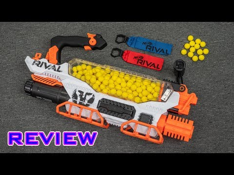 [REVIEW] Nerf Rival Prometheus | NEMESIS ON STEROIDS!!!