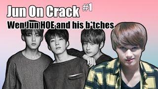 Jun On Crack - Wen Jun Hoe and his b*itches | memebattle
