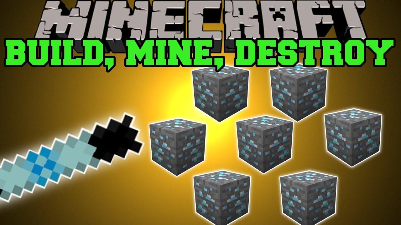 Minecraft Magic Build