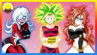 "Dragon Ball's History Of ""FEMALE FAN SERVICE"""