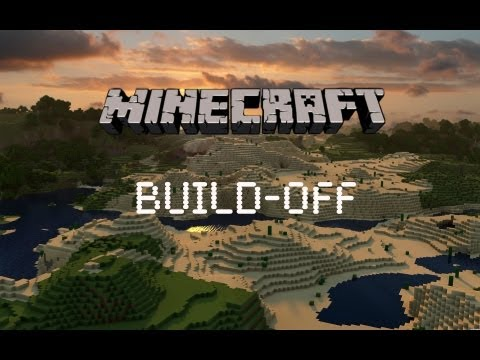 Minecraft: Build Off: Modern houses