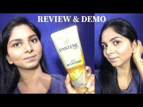 Pantene Pro-V Oil Replacement | How to Use | Review & Demo...(हिंदी)