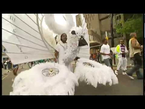 Major security operation  at Notting Hill Carnival 2009