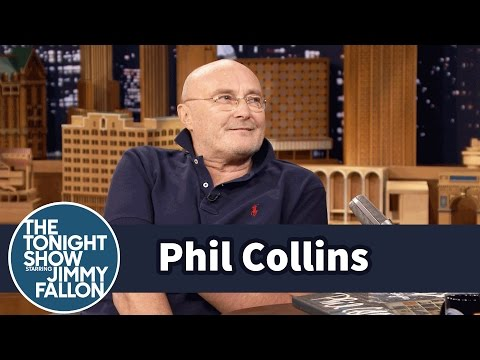 Phil Collins Shares the Real Story Behind In the Air Tonight