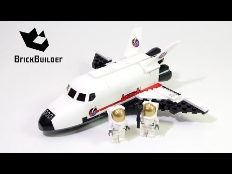 Lego City 60078 Utility Shuttle - Lego Speed Build