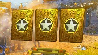 HUGE SUPPLY DROP OPENING CALL OF DUTY WW2! BEST EPIC AND HEROIC SUPPLY DROP OPENING!