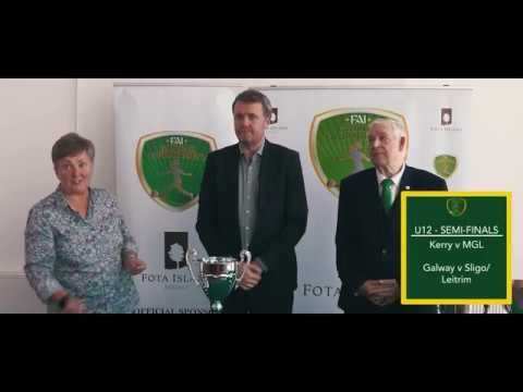 2018 GAYNOR TOURNAMENT DRAW