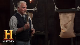 Forged in Fire: Three Blades Tested (Season 5, Episode 2) | History