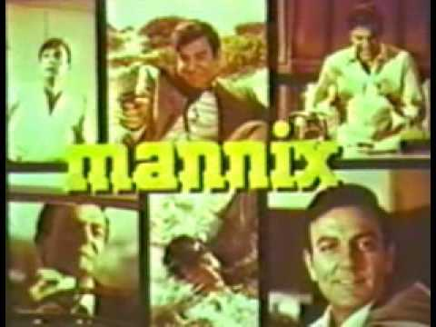 Mannix Theme: Music by Lalo Schifrin