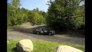 2010 US Rally Champ Antoine L'estange @ Team O'Neil