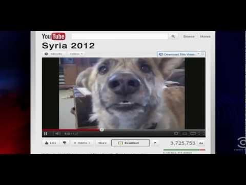 Syria 2012 - Daily Show - Kony 2012