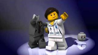 LEGO Minifigures Funny Movie - Ballroom