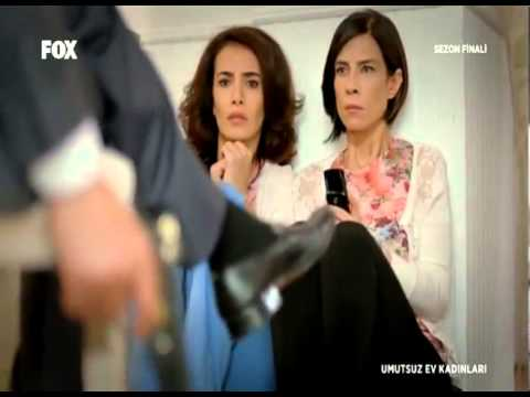 Umutsuz Ev Kadınları 80. Bölüm Sezon Finali 2.Kısım izle 16 Haziran 2013