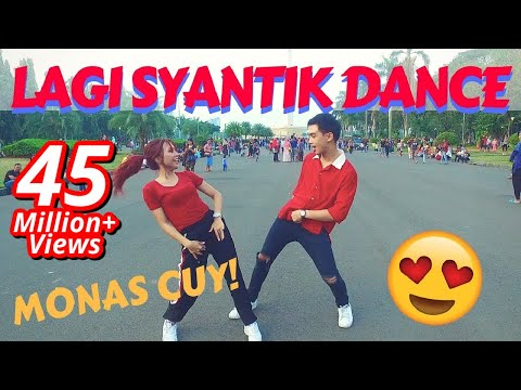 Download Lagu  LAGI SYANTIK DANCE IN PUBLIC by Natya & Rendy  | Choreo by Natya Shina Mp3 Free