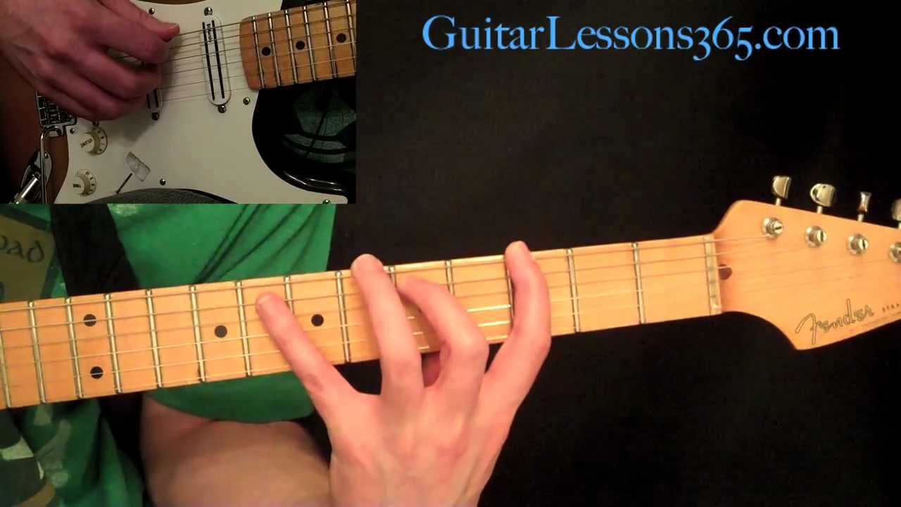 Effective Finger Stretches For Guitarists - Guitar Lesson - Rock - Blues - Metal