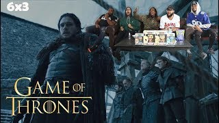 "Game of Thrones Season 6 Episode 3 ""Oathbreaker"" Reaction/Review"