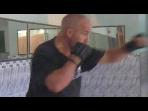 kick boxing - technique morad mezine Image 1