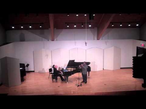 Dr. Larry Griffin, Trumpet Recital