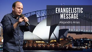 Sydney Easter Parade evangelistic Message by Alejandro Arias