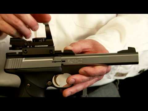 Buck Mark Reflex Sight -- a Review by the Product Manager