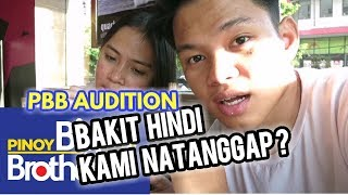 PBB AUDITION 2018! ANO NANGYARE ?