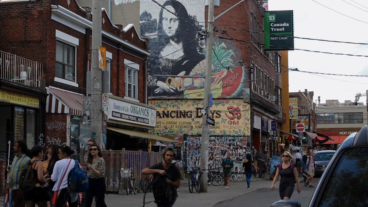 Kensington Food Market Toronto