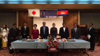 CNRP delegation in Japan, 2 of 3