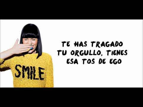 Jessie J - Who's Laughing Now (sub.español) video
