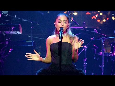 Ariana Grande Gets Honored & Flawlessly Performs At TIME 100 Gala