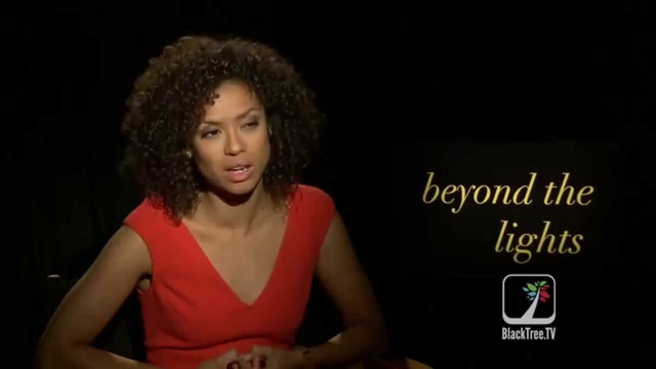 gugu mbatha raw interview for beyond the lights youtube