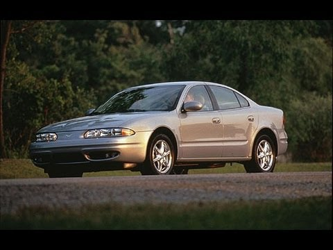 1999 Oldsmobile Alero Start Up and Review 3.4 L V6