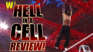 WWE Hell In A Cell 2018 Review | Wrestling With Wregret